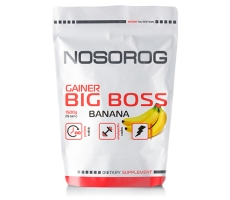 Nosorog Big boss gainer (Биг Босс Гейнер) 1,5 kg