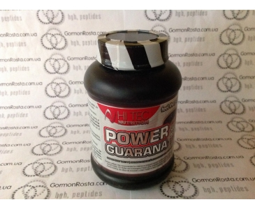 Hi Tec Power Guarana 100 caps