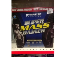 Dymatize Super Mass Gainer (Супер Масс Гейнер) 5,4 kg