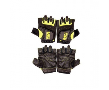 Mex Nutrition W-Fit Gloves Lime (В-Фит Перчатки)