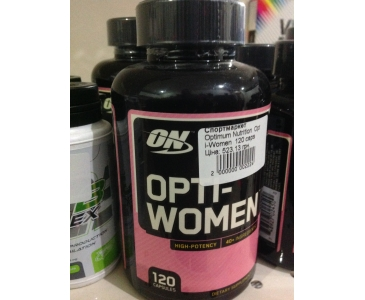 Optimum Nutrition  Opti-Women (Опти-Вумен) 120 caps