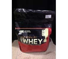 Optimum Nutrition  Whey Gold Standart (Вэй Голд Стандарт) 4,54 kg