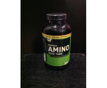 Optimum nutrition  Amino 2222 (Амино) 160 tab