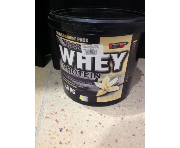 Vision Nutrition Whey Protein (Сывороточный протеин) (ведро) 1,8 kg