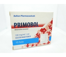 Примоболан Primobol 5 amp x 100 mg/ml Balkan Pharm