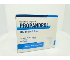 Тестостерон Propandrol 5 amp x 100 mg/ml Balkan Pharm